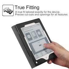 Barnes And Noble Nook Cases Amazon Com Fintie Nook Glowlight Plus Case Slim Fit Premium