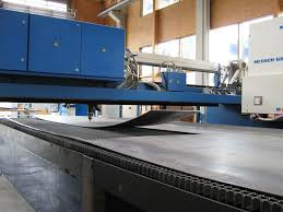 Laser Cutting Table Laser Cutting Machines Messer Griesheim Ortosec â â Laser