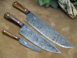 kitchen knives by neilson s mountain hollow - High Carbon Kitchen Knives