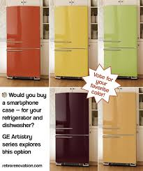 newest kitchen appliances would you buy a smartphone case for your refrigerator and