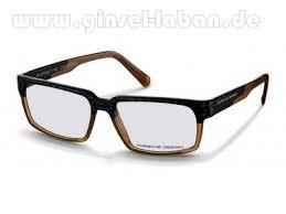 design brillen porsche design brille p8191 c carbon brown brillen