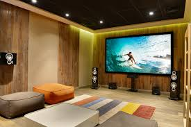 Theatre Room Designs At Home by Home Theater Installation Houston Home Cinema Installers