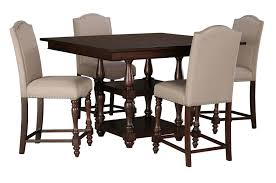 baxemburg 7pc dining room set by ashley la furniture center