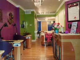 22 best nail salon images on pinterest nail salon design nail