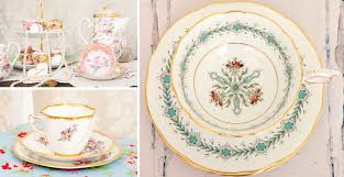 vintage china wedding designs by boho vintage event planning hire tea carts