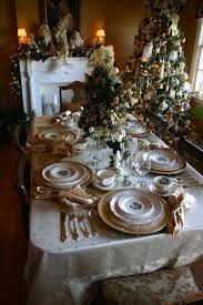 Elegant Christmas Table Decoration Ideas by Christmas Table Settings Home Planning Ideas 2017