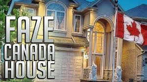 faze house canada youtube