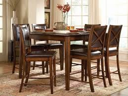 High Bar Table Set Dining Room Awesome Round Bar Table 5 Piece Round Counter Height