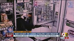 robber snatches entire cash register from montgomery road marathon