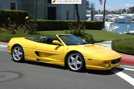 1998 f355 spider for sale 1998 f355 spider 6 speed with original 27 936