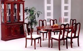cherry wood dining table and chairs queen anne dining room set pacific of inc nationwide furniture