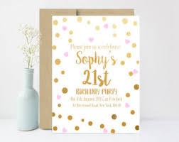 birthday invite etsy