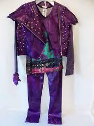 mal costume new disney store descendants 2 mal costume child xs 4 l 9 10
