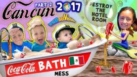 Challenge Bath Coca Cola Bath Challenge In Mexico This So Haha U