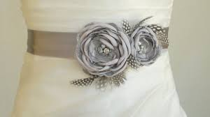 wedding sashes and belts 66 gorgeous bridal wedding sash ideas that are worth copying