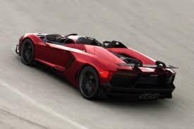 2012 Lamborghini Aventador - lamborghini aventador j revealed