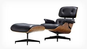 eq3 eames lounge chair and ottoman