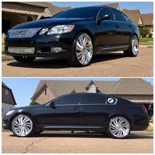 lexus es300 on 22s lexus 22s on instagram