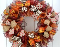 thanksgiving reefs thanksgiving wreath etsy