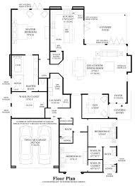contemporary floor plan toll brothers at escena delivery home esprit contemporary
