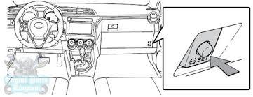 2007 toyota camry tire pressure light reset 2005 2016 scion tc tire pressure monitoring tpms light reset