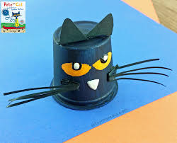 k cup pete the cat book inspired craft artsy momma