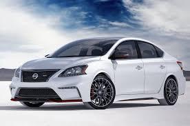 nissan sentra ser spec v nissan sentra nismo concept debuts with 240 hp turbo i 4 motor