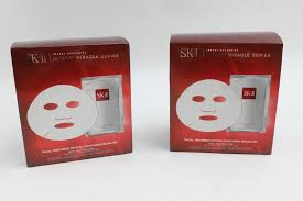 Sk Ii Mask sk ii treatment clear mask sets 3 pieces property room