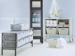 ideas for storage wood and wicker storage cabinets wicker
