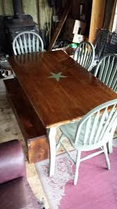 Refinished Kitchen Table 115 Best Country Road Creations Custom Made Solid Wood Furniture