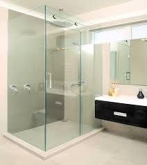 sliding frameless shower screens geelong splashbacks glide