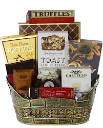 Cheese Gift Basket Gift Baskets Toronto Ontario Free Delivery Canada Wide