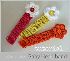 crochet bands baby headbands crochet kingdom 4 free crochet patterns