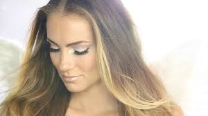 heavenly angel halloween makeup tutorial 2015 youtube
