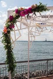 Wedding Arch Nyc Glamorous Weylin B Seymour U0027s Wedding Event Design Letterpress