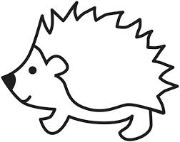 hérisson 53 animaux u2013 coloriages à imprimer