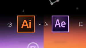 after effects and illustrator animate line icons paths tutorial