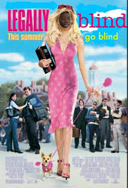 Legally Blonde Meme - legally blonde i mean legally blind funny