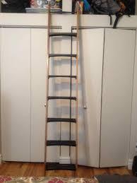 how to make a ladder shelf amiphi info