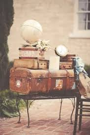 travel themed table decorations vintage travel theme vintage travel wedding travel themed