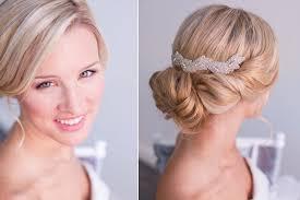 tuck in hairstyles wedding hairstyles ideas side braids low tuck updo vintage