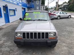 2001 Jeep Cherokee Sport Interior 2001 Jeep Cherokee Sport 4wd 4dr Suv In Slate Hill Ny