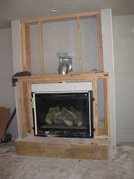 home decor installing a fireplace insert decorating idea