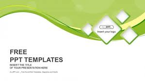 Green Ppt Green Ppt Templates Free Green Concept Powerpoint Ppt Powerpoint