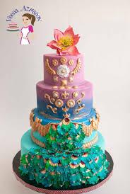 Decorating With Fondant Veena Azmanov A Cake Decorating Blog U0026 Food Blog