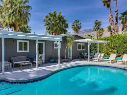 style vacation homes sunlight style vacation palm springs