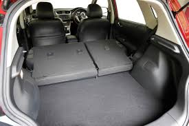 nissan leaf boot space 2013 nissan pulsar sss hatch boot space