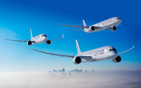 Qatar Airways Qatar Airways Signs On For Up To 100 Boeing Jets Geekwire