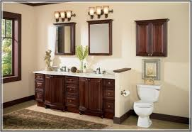 bathroom vanity cabinet only 48 top lowes double with regard to