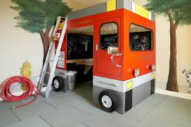 fire truck bed drawers plans fun themed truck bed drawers plans